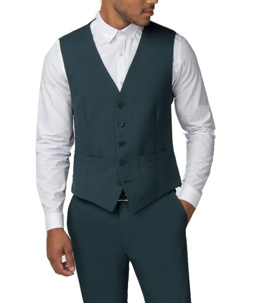 Lucifer Morningstar Green Suit