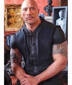 Dwayne Johnson Vest