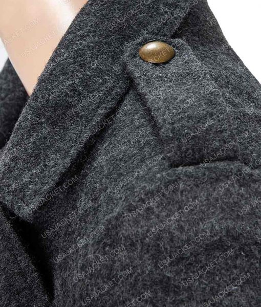 Tom Hopper Luther Coat