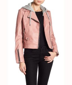 Marisa Ramirez Blue Bloods Leather Jacket