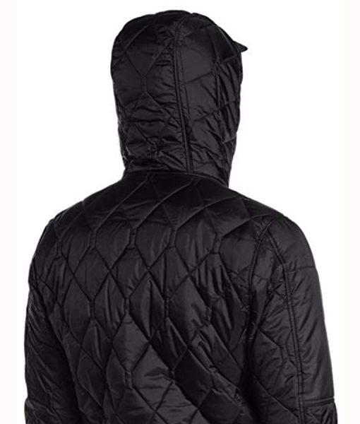 Marty Byrde Hooded Jacket