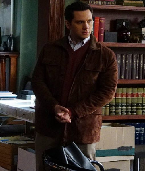 How to Get Away Murder Asher Millstone Jacket