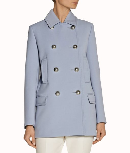Michaela Pratt Wool Coat