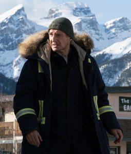 Cold Pursuit Liam Neeson Parka Coat