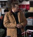 Nels Coxman Cold Pursuit Liam Neeson Brown Jacket