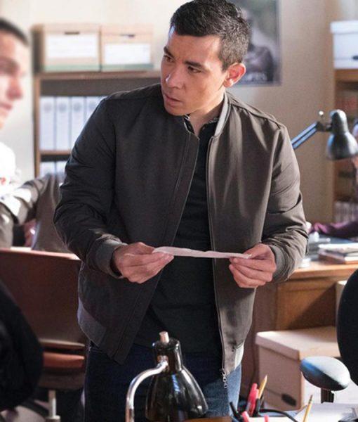 Oliver Hampton Varsity jacket