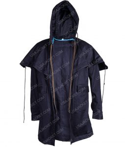Rachel Roth Hooded Coat