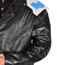 Robotman Black Jacket