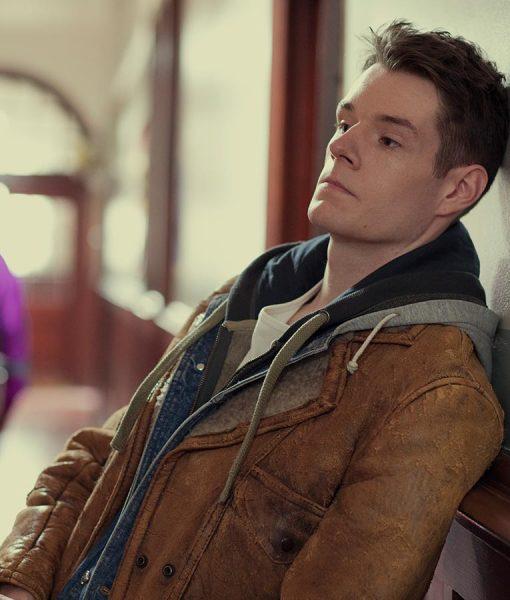 Adam Groff Leather Jacket