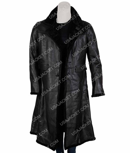 Shaft John Shaft II Trench Coat