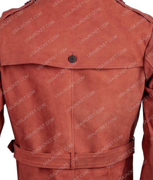 Shaft Samuel L Jackson Dobule Breasted Coat