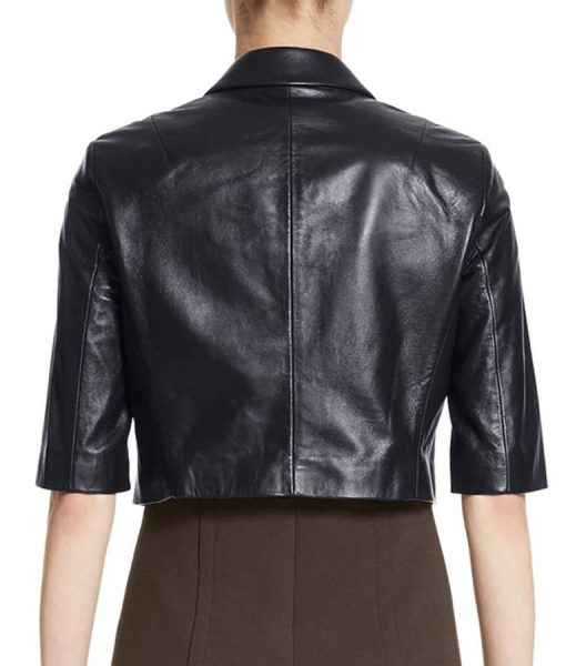 Tegan Leather Jacket