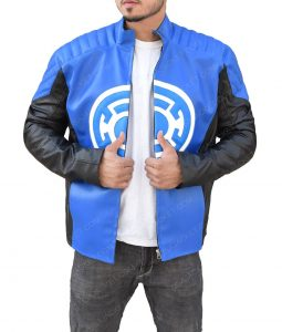 The Flash Blackest Night Barry Allen Lantern Jacket
