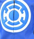 The Flash Blackest Night Blue Lantern Jacket