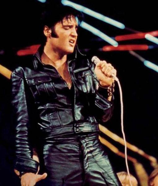 The King of Rock N Roll Elvis Presley Jacket