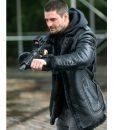 The Punisher 2 Ben Barnes Coat
