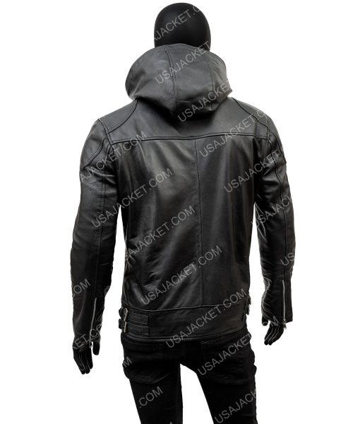 The Umbrella Academy Ben Hargreeves Black Jacket