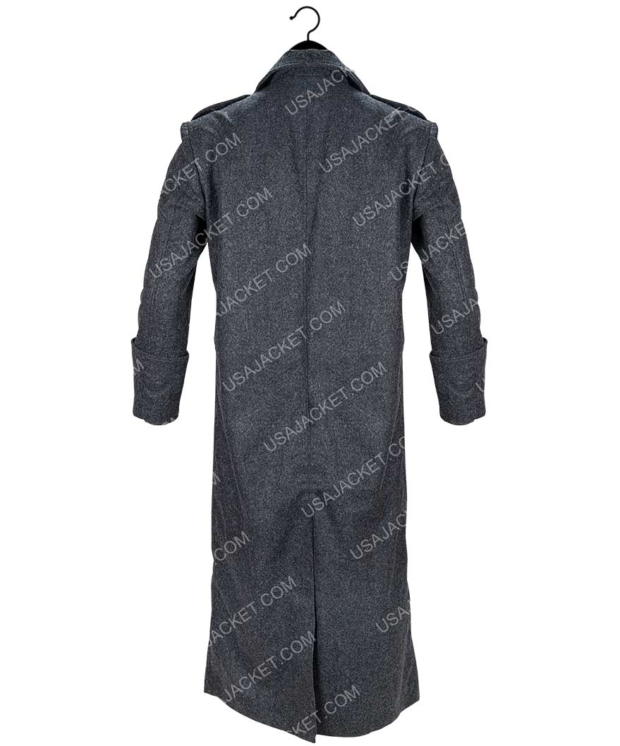 Luther Trench Coat From The Umbrella Academy By Tom Hooper