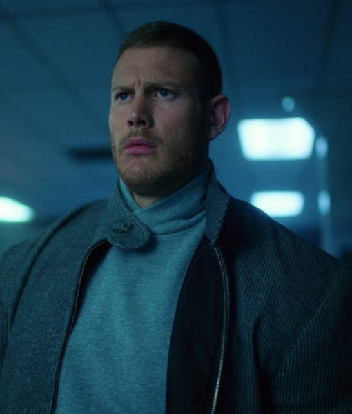 The Umbrella Academy Tom Hopper Jacket