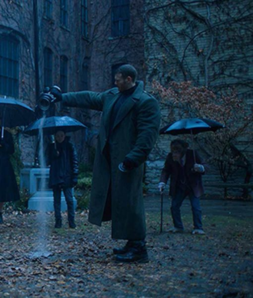 The Umbrella Academy Luther Coat
