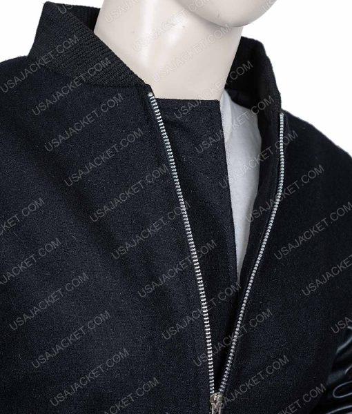 The Umbrella Academy Vanya Leather Jacket