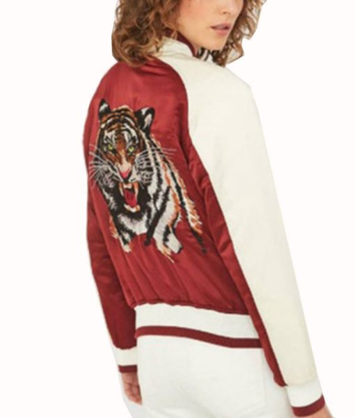 Jessica Davis jacket