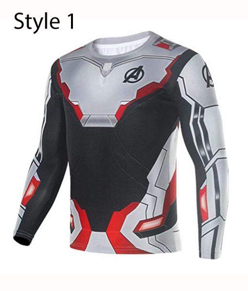 Avengers 4 Quantum Realm Tshirt