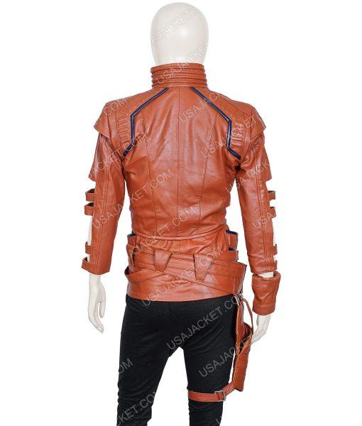 Avengers Endgame Karen Gillan Leather Jacket