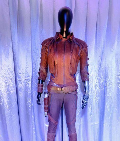 Avengers Endgame Leather Jacket