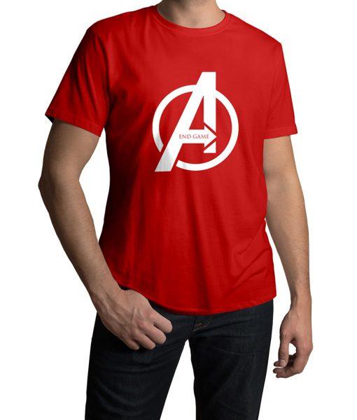 Red Avengers T-shirt