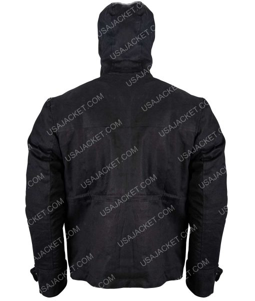 Kenny Field Jacket With Hoodie