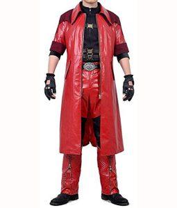 DMC 4 Dante Coat
