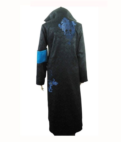 DMC Devil May Cry Vergil Coat