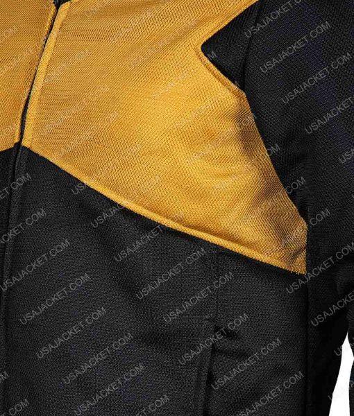 X-Men Black and Yellow Team Jacket