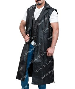 Devil May Cry 5 V Mysterious Man Trench Coat