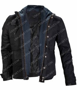Kenny Black Mirror S03 Cotton Jacket