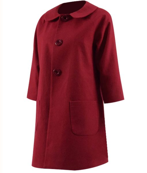Sabrina Spellman Red Trench Coat