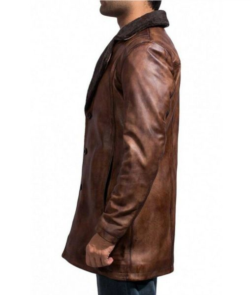 The Wolverine Logan Coat