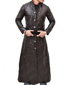 marco polo Black Coat