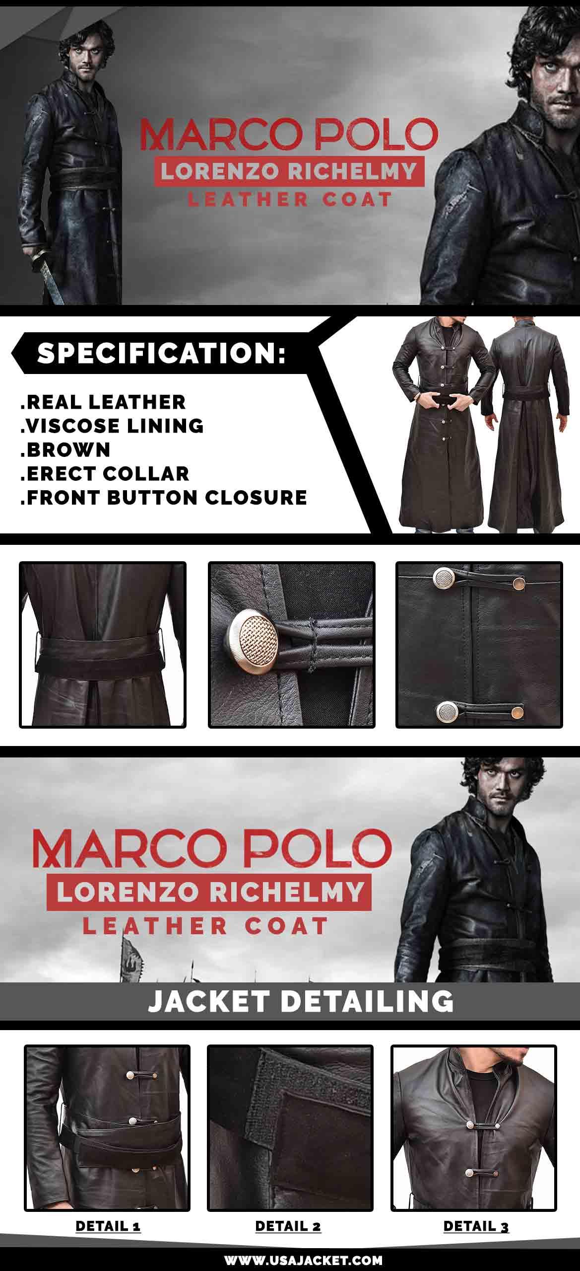 Marco Polo Coat