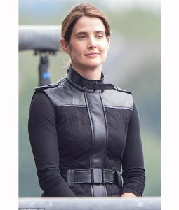 Maria Hill Quilted Vest