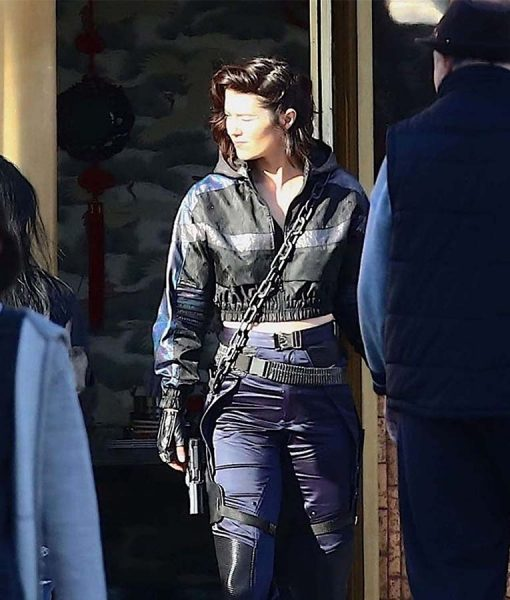 Mary Elizabeth Winstead Jacket
