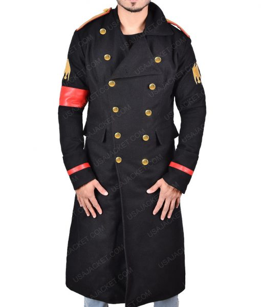 Micheal Jackson Military Coat