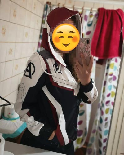 Quantum Hoodie For Women On Sale