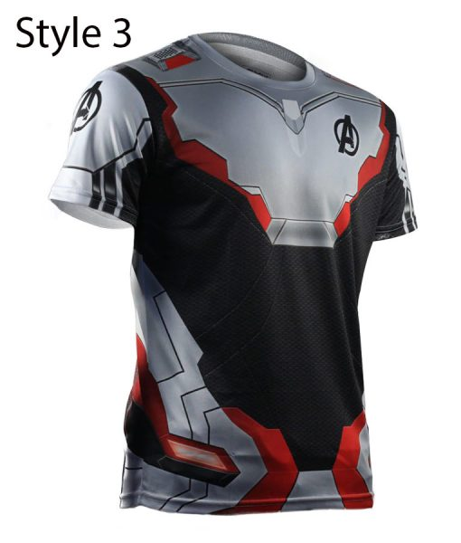 Avengers 4 Quantum Realm Shirt
