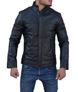 Rain as Raizo Black Jacket