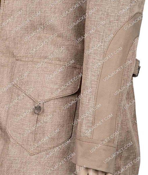 Resident Evil Extinction Alice Long Coat