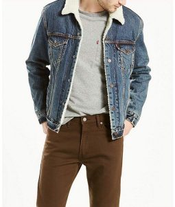 Harvey Kinkle Sabrina Denim jacket