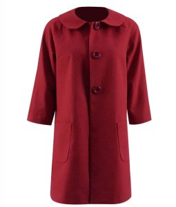 Sabrina Spellman Red Coat