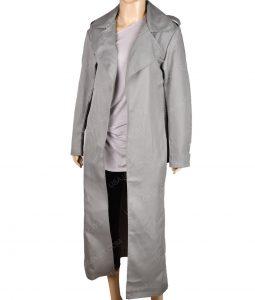 Debbie Ocean Grey Coat